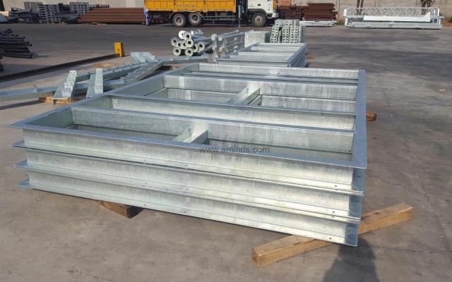 steel frame advantages