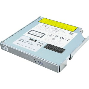 Inserting the CD-ROM Drive