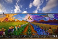 4 6ft5 (wall mural in Mexican Town) - Cityscape & Urban ...