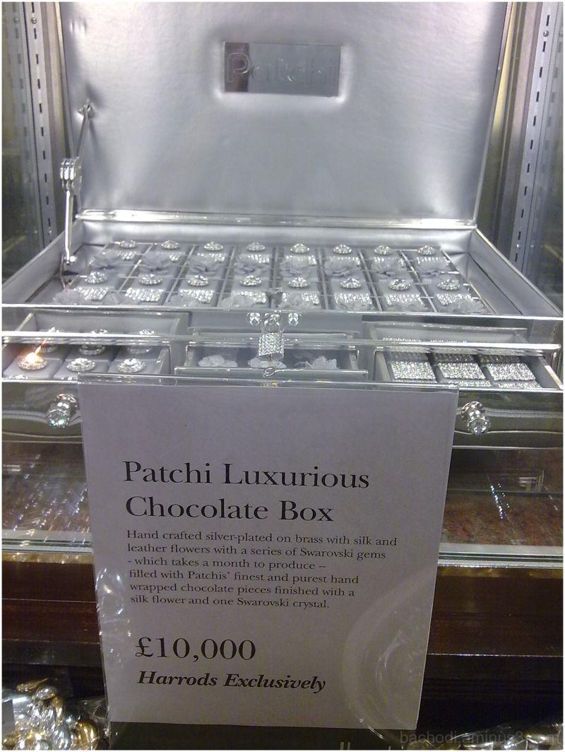 Harrod's Chocolate