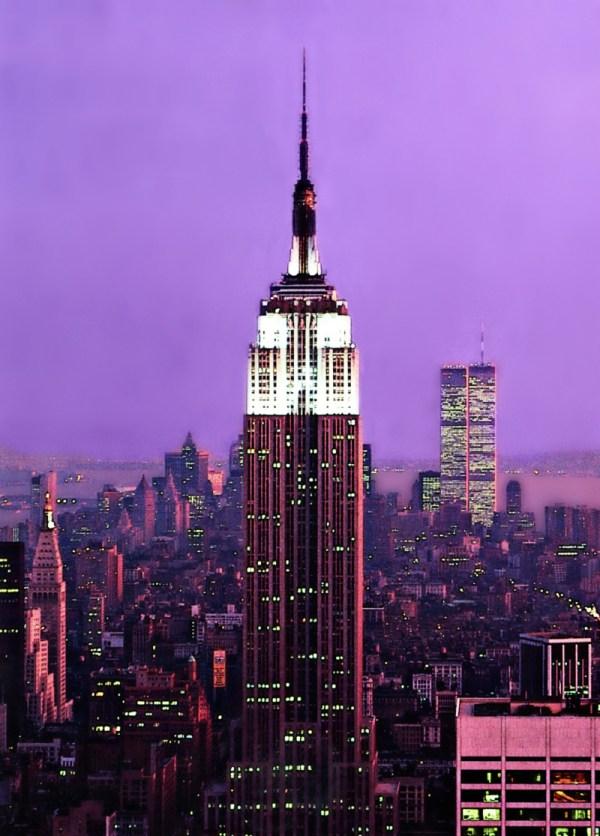 Empire State Building Night - Cityscape & Urban Phil Morris