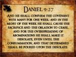 Daniel9v27