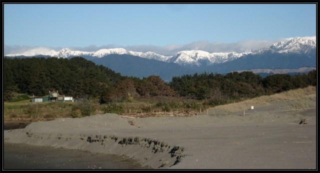 Tararua Ranges- Otaki Winter-1