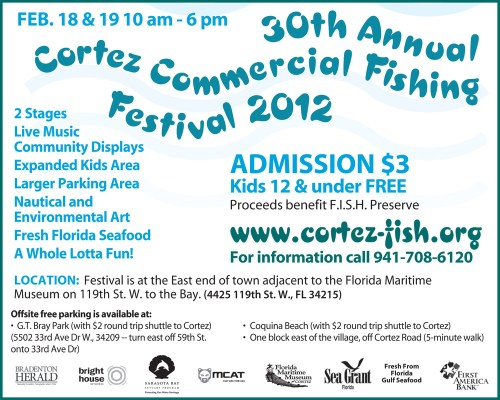 2012 Cortez Fishing Festival