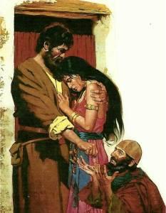 Hosea and Gomer