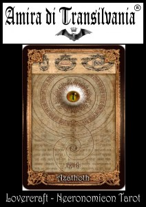 lovercraft necronomicon tarot