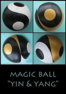 sfera magica YIN & YANG