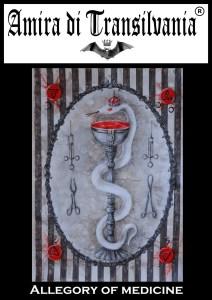 Allegoria della medicina (serigrafie)
