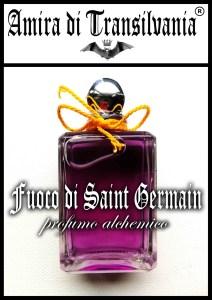 saint germain fiamma violetta profumo