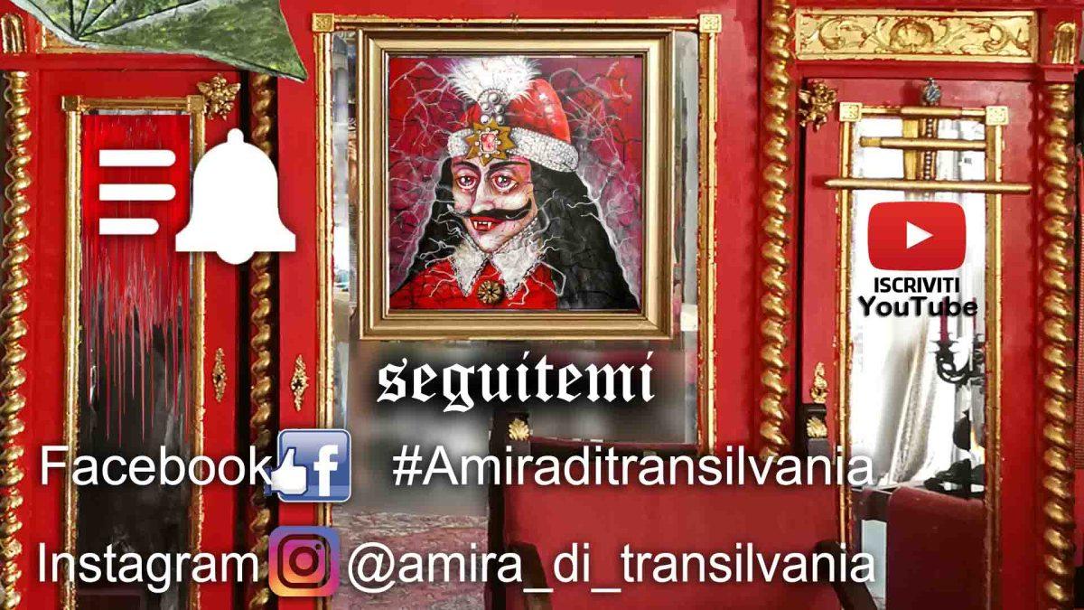 conte dracula transilvania