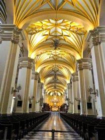 Catedral de Lima - stunning