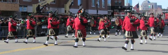 love me some bagpipes!