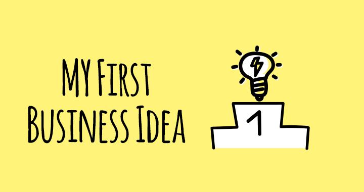 perniagaan pertama