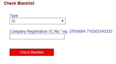 Pengalaman Menyemak Blacklist Telco