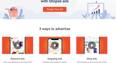 Masalah Menggunakan Shopee Ads