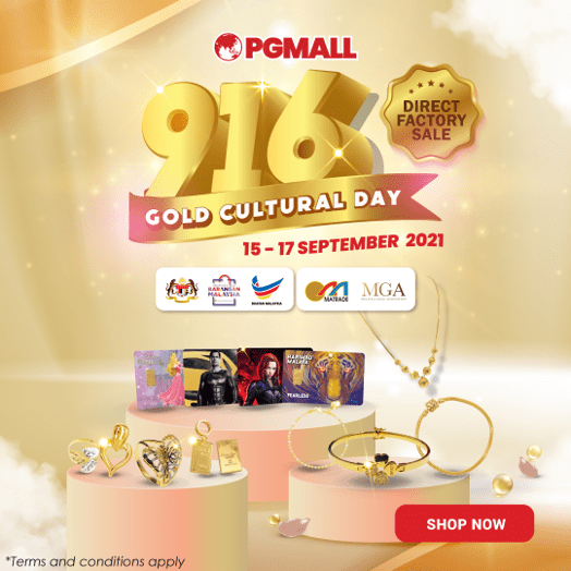 pgmall 916 gold cultural day