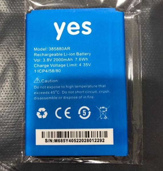 YES Menawarkan Bateri Percuma