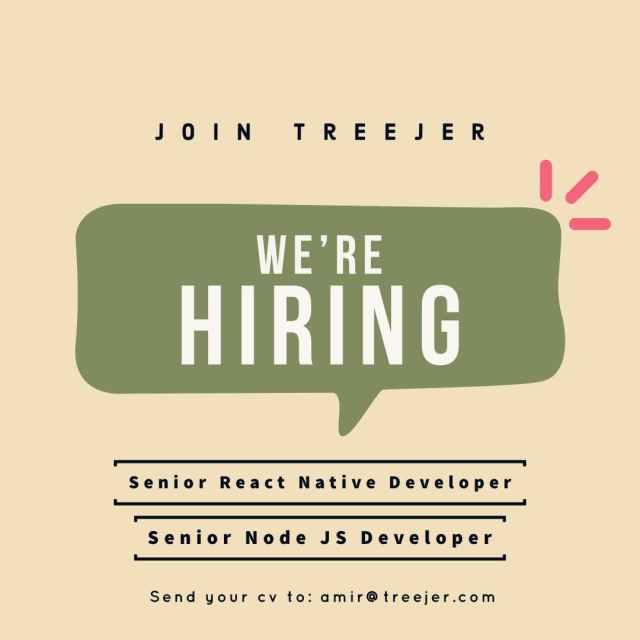 treejer-hiring