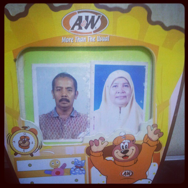 My parent, my heart and my soul