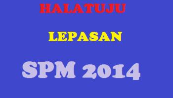 LEPASAN SPM 2014