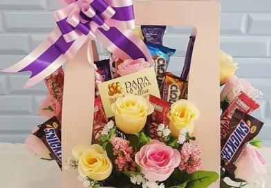 Wah! Surprise Delivery Pun Ada Di Kelantan | Dada Lavieda Ballon