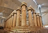 the-temple-of-apollo-epicurius-covered-by-a-protective-tent-at-vasses-eaaxt2
