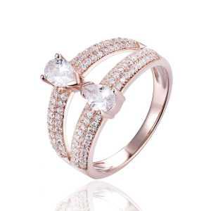 טבעת רוז גולד