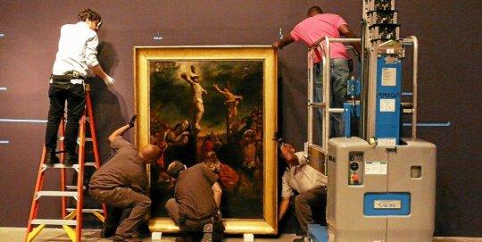 Un jour j'irai à New York avec… Delacroix