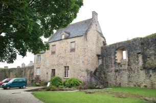 Chartrier du château de Bricquebec