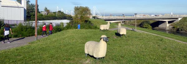 LAAC Dunkerque_jardin des scultures