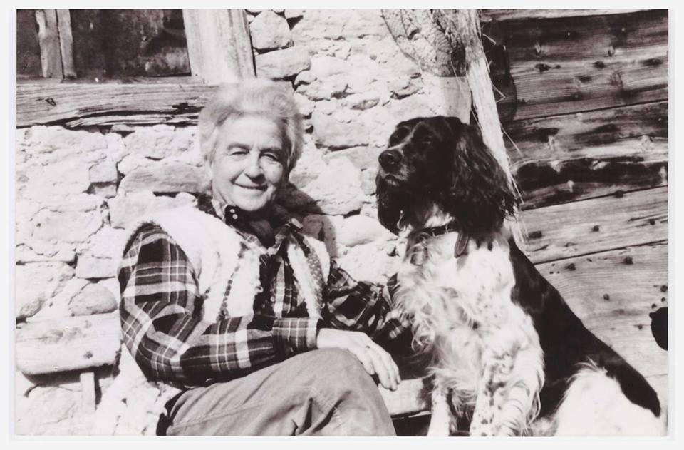 Durand et son chien