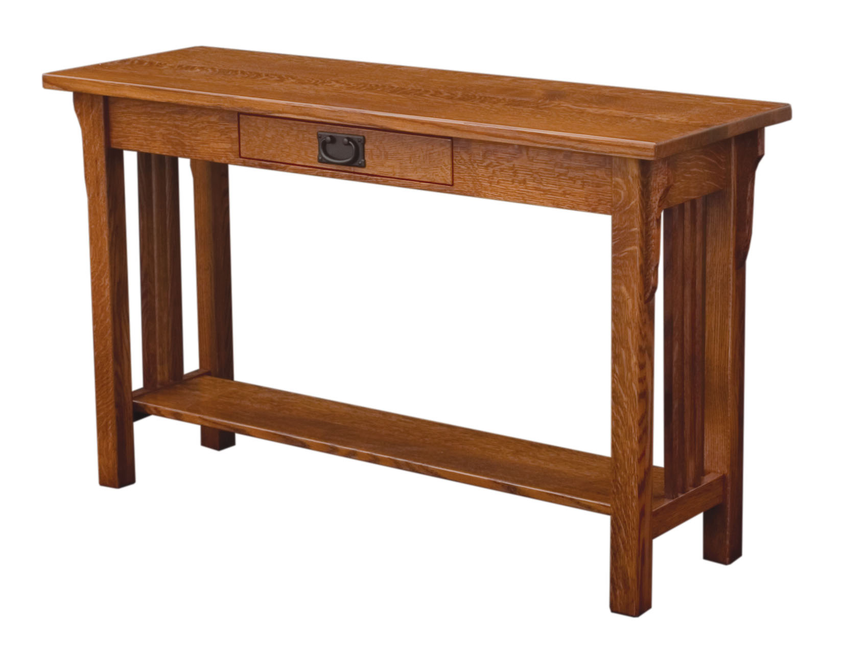 mission style oak sofa table saver dunelm mill camden  amish custom furniture