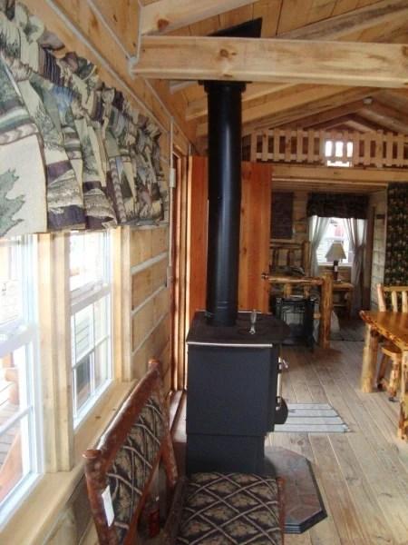 AmishMade Log Cabin