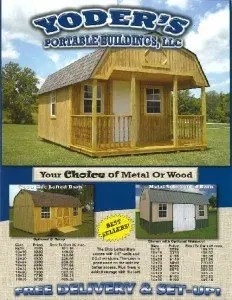 Yoder's Portable Buildings