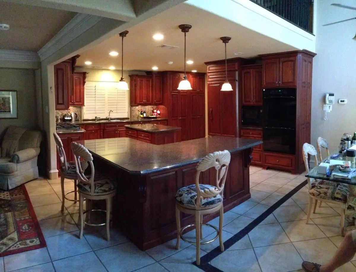 kitchen cabinets austin ikea carts amish of texas houston