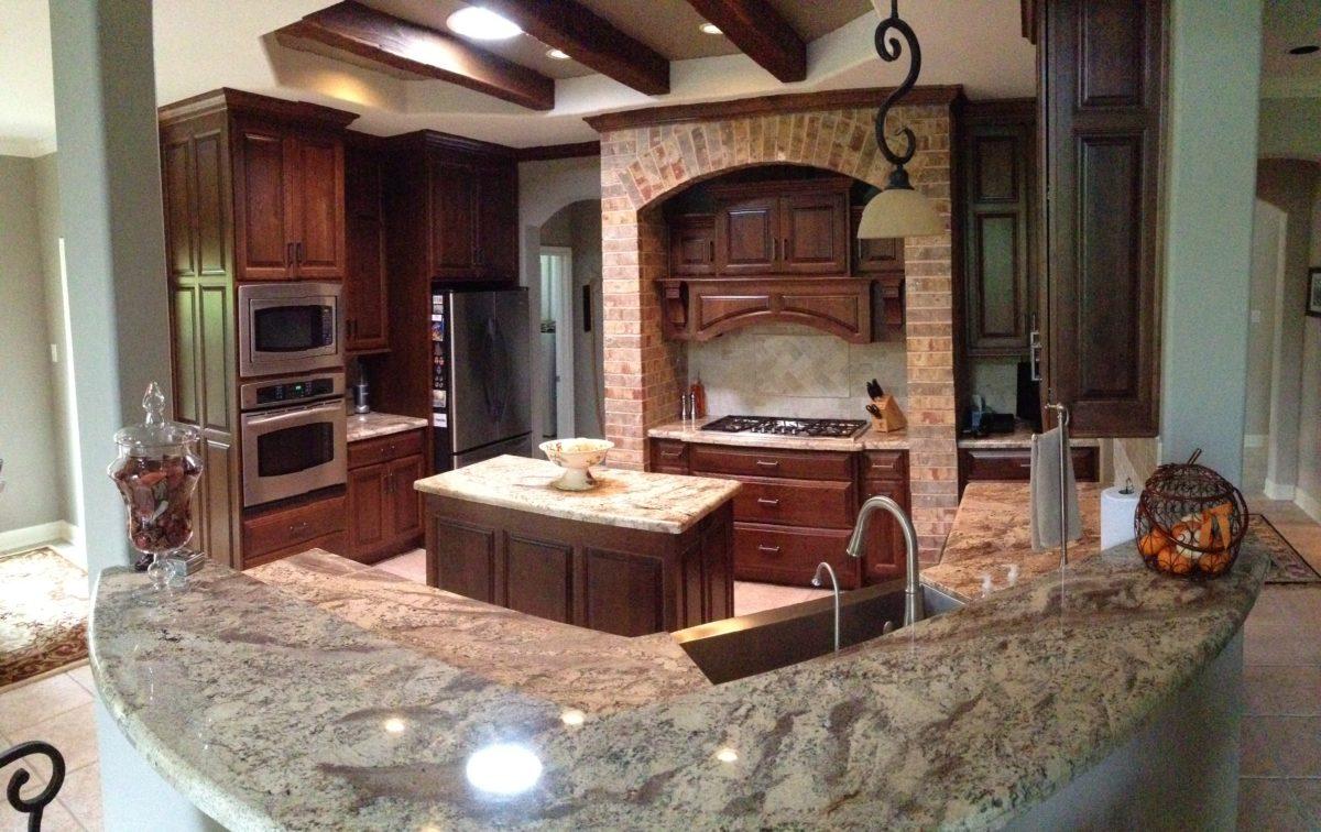 Bathroom Cabinets - Amish Cabinets of Texas - Austin & Houston