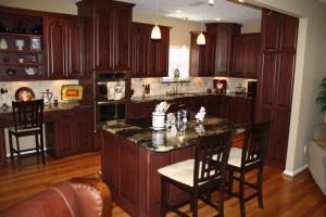 Amish Cabinets Creative Kitchen Remodel