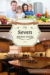 Top 7 Kitchen trends for 2014