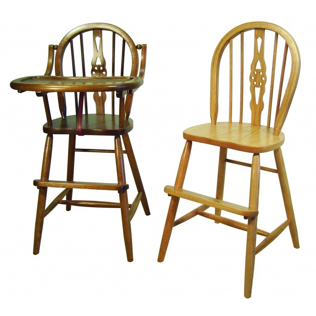 High Chairs Windsor Child 39s Chair High Chair Or Youth Chair Amish
