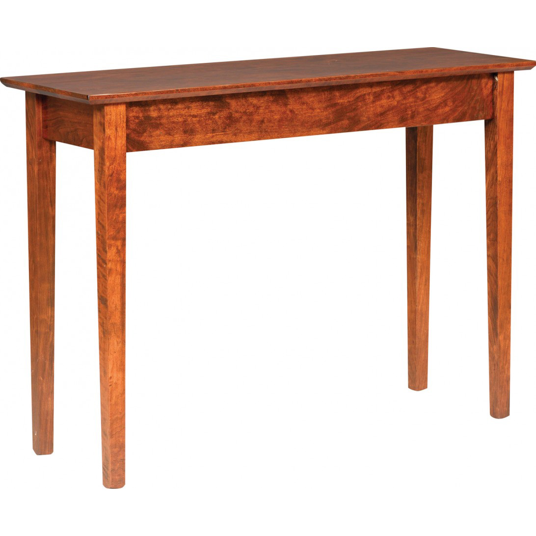 Shaker Sofa Table  Amish Crafted Furniture
