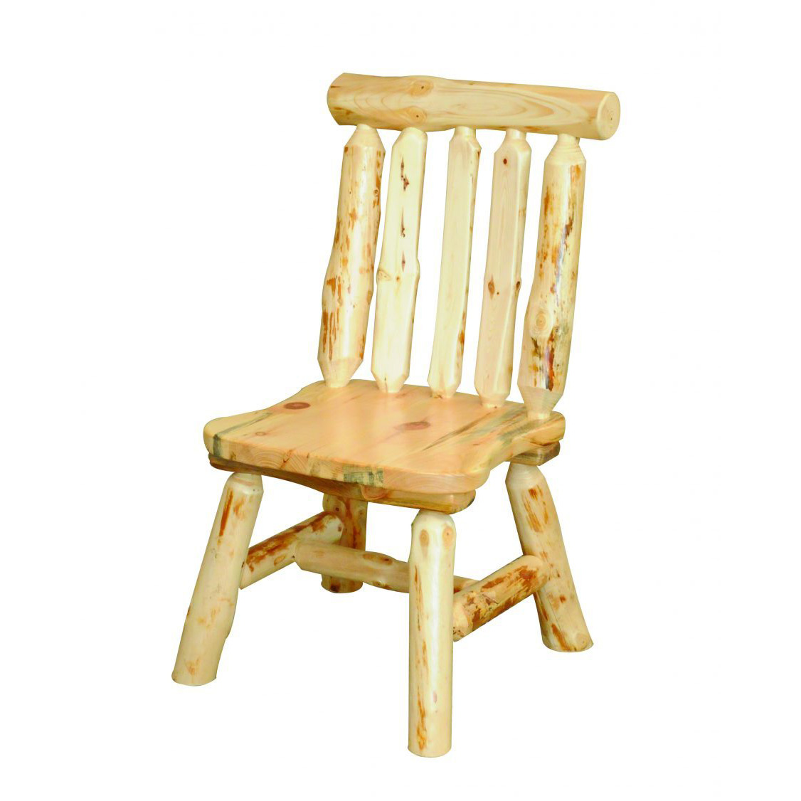 Pine Chairs Knotty Pine Dining Chair Amish Crafted Furniture