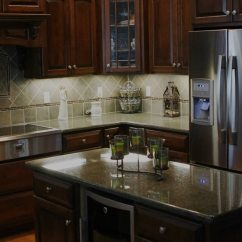 Custom Kitchen Motionsense Faucet Amish Kitchens Craftsmanship Style Quality