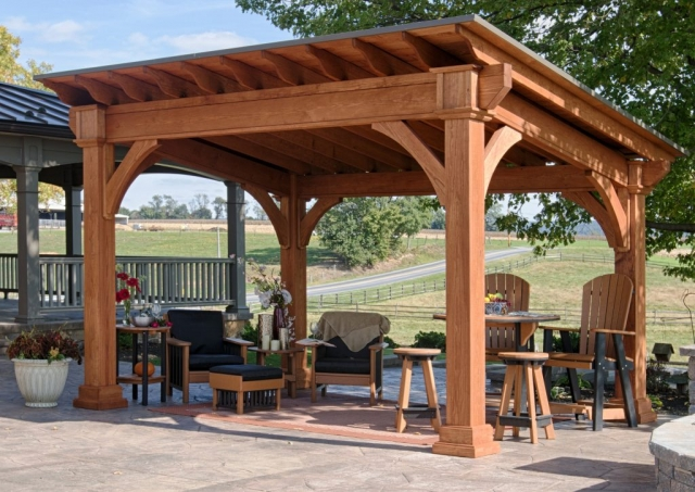 Pavilions Amish Depot