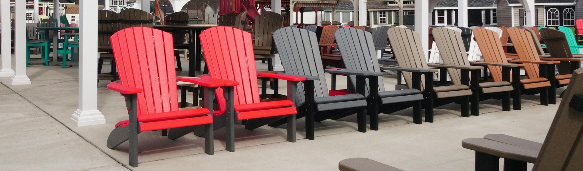 outdoor furniture amish depot