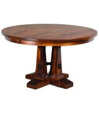 Vienna Round Dining Table - Amish Direct Furniture