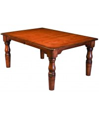 French Farm House Dining Table - Amish Direct Furniture