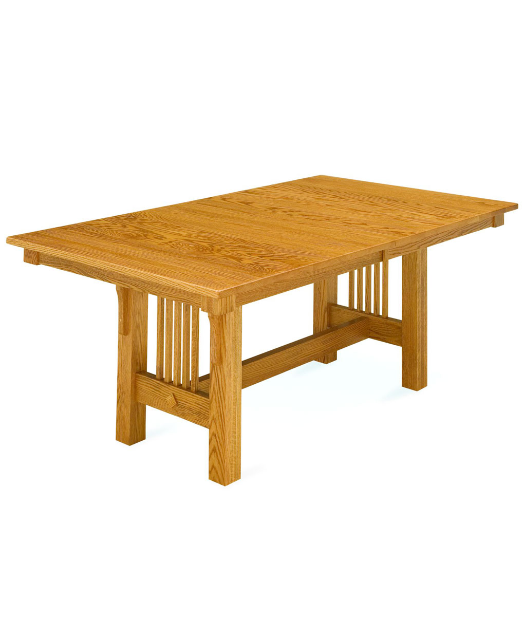 Amish Made Hickory Dining Tables