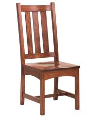Vintage Mission Dining Chair - Amish Direct Furniture