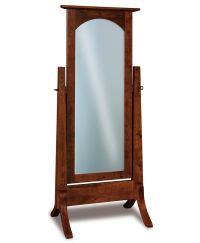Artesa Cheval Mirror - Amish Direct Furniture