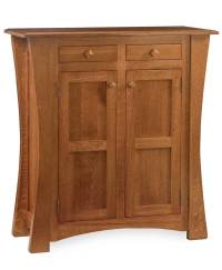 Arts and Crafts Cabinet - Amish Direct Furniture